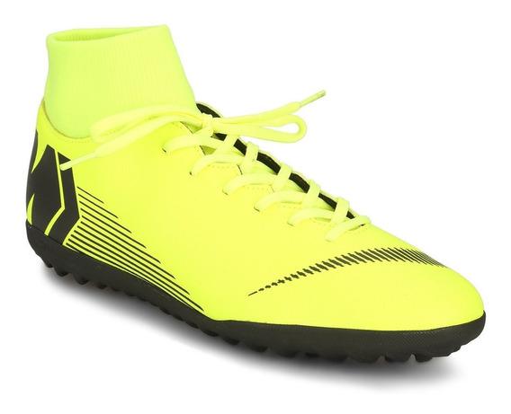 Botín Fútbol Nike Superfly 6 Club Tf