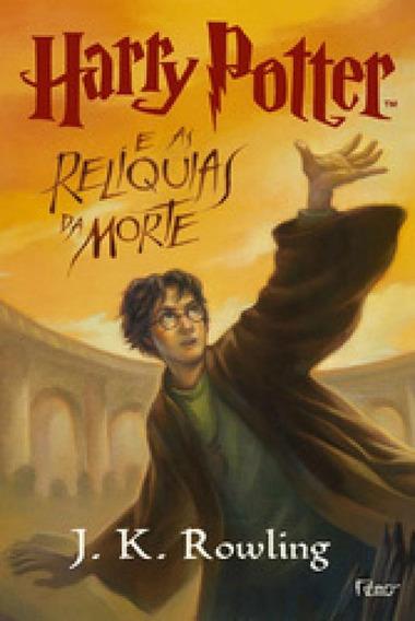 Harry Potter E As Reliquias Da Morte - Rocco