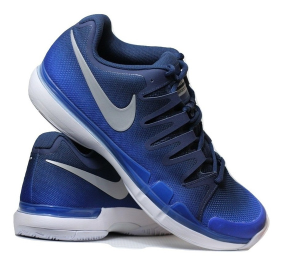 Tênis Nike Zoom Vapor 9.5 Tour - Roger Federer Azul