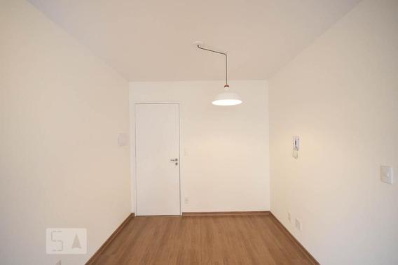 Apartamento No 2º Andar Com 1 Dormitório E 2 Garagens - Id: 892967035 - 267035