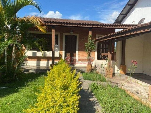 Casa Com 2 Dormitórios Para Alugar, 228 M² Por R$ 3.100,00/mês - Condomínio Arujazinho Iv - Arujá/sp - Ca1808
