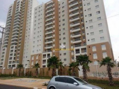 Imagem 1 de 12 de Apartamento Com 3 Dormitórios À Venda, 123 M² Por R$ 950.000,00 - Parque Campolim - Sorocaba/sp - Ap0115