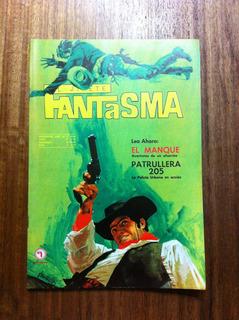 Comic El Jinete Fantasma Nº 215 - Editorial Quimantu