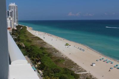 Dpto. De 3 Ambientes Balcon Vista Directa Al Mar Miami Beach