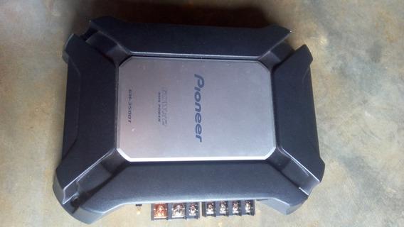 Amplificador Automotivo Pioneer 120/170 Watts Rms