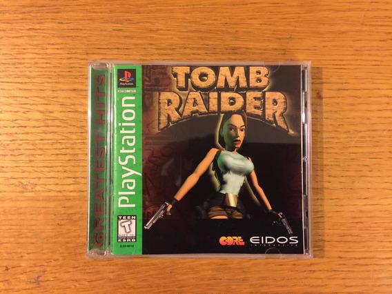 Tomb Raider Ps1 Ps2 Ps3 Playstation 1 Colección