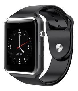 Relogio Smartwatch Inteligente A1 Android Ios Bluetooth Chip