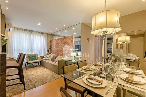 Imagem 1 de 30 de Apartamento 03 Quartos (01 Suíte) E 02 Vagas No Barigui, Curitiba - Ap0646