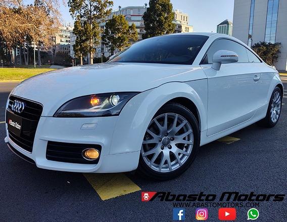 Audi Tt 2012 1.4 Tfsi 28000 Kms Impecable Sin Detalles