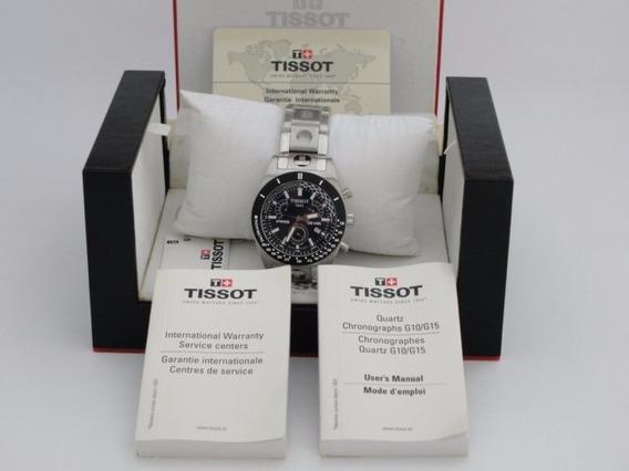 Relógio Tissot Prs 516 - Swiss Made - Safhire -100% Original