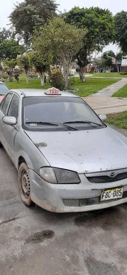 Mazda Familia Mecanico