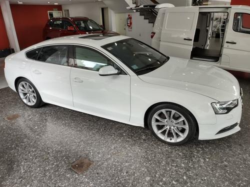Audi A5 2.0t Blindado Sportback Quattro