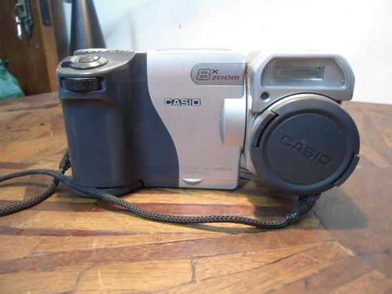 Maquina Fotografica Casio Qv-8000sq - Para Peças