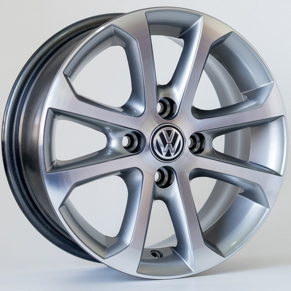 Roda Vw Gol Power 1.6 G5 Kr R10 / Aro 14x6 / Gd (4x100)