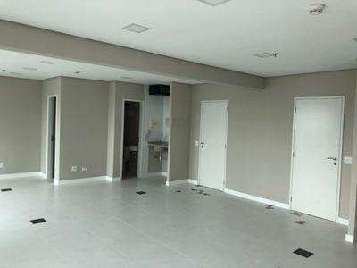 Sala Em Vila Clementino, São Paulo/sp De 76m² Para Locação R$ 3.600,00/mes - Sa217350