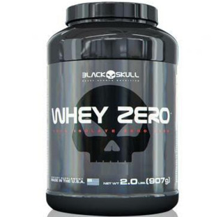 Whey Protein Isolate Black Skull Chocolate Importado 907g