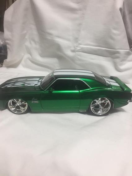 Jada 1968 Chevy Camaro Bigtime Muscle 1/18