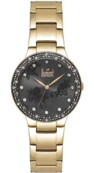 Relógio Dumont Feminino Splendore Du2035lwd/4d