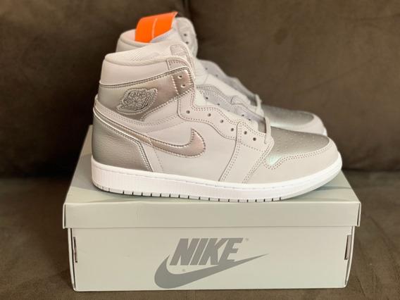 Tênis Nike Jordan 1 Retro High Co Japan Neutral Grey