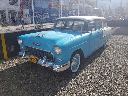 Chevrolet Belair 1955. Muy Buena Linea.