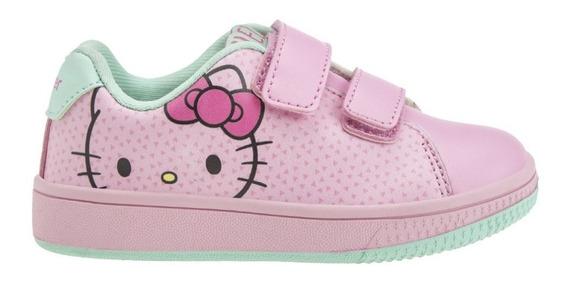 Zapatillas Topper Hello Kitty Tommi Poolpárty Hk 5 Ros Bebes