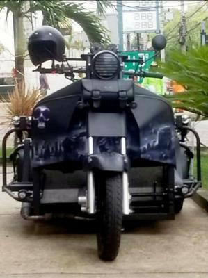 Triciclo Adaptado Para Cadeirante