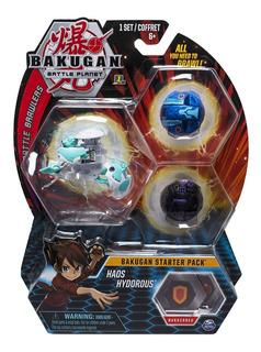 Bakugan Starter Pack Haos Hidorous Spin Master