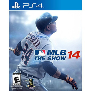 Ps4 Mlb The Show 14 Ps4