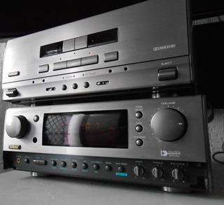Yamaha Mincomponente Rx-s75