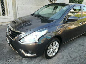 Nissan Versa 1.6 Advance T/m