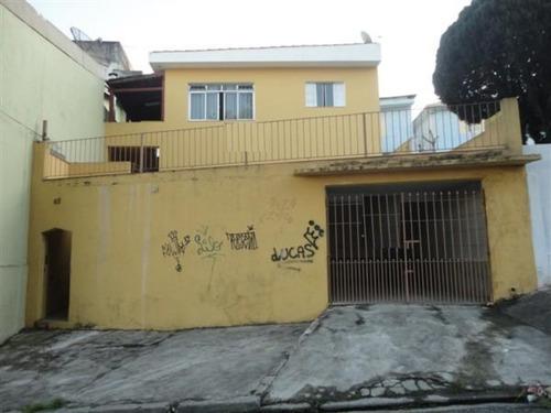 Imagem 1 de 20 de Casa A Venda Cangaíba, São Paulo - V1027 - 32641899