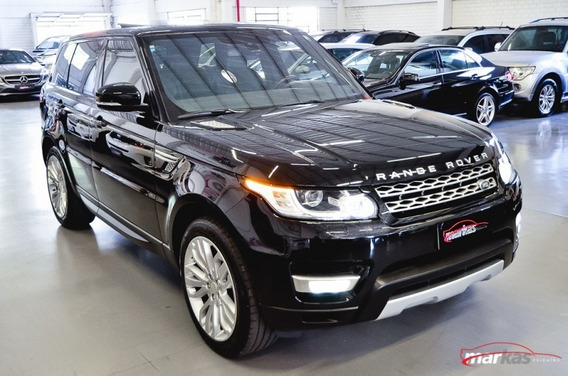 Land Rover Range Sport 3.0 Hse Supercharged