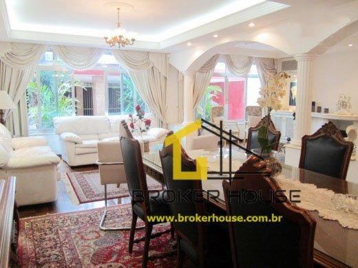 Casa A Venda No Bairro Brooklin Em São Paulo - Sp. - Bh0566-1