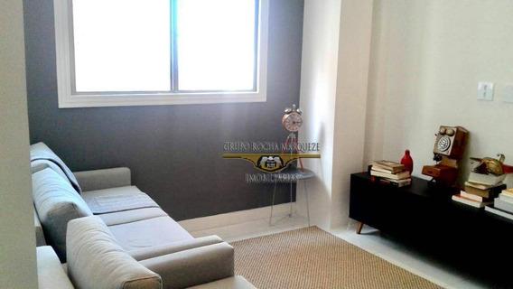 Apartamento Com 2 Dormitórios À Venda, 98 M² Por R$ 530.000,00 - Tatuapé - São Paulo/sp - Ap1976