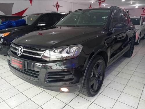 Volkswagen Touareg 3.6 V6 280cv, Teto Panorâmico