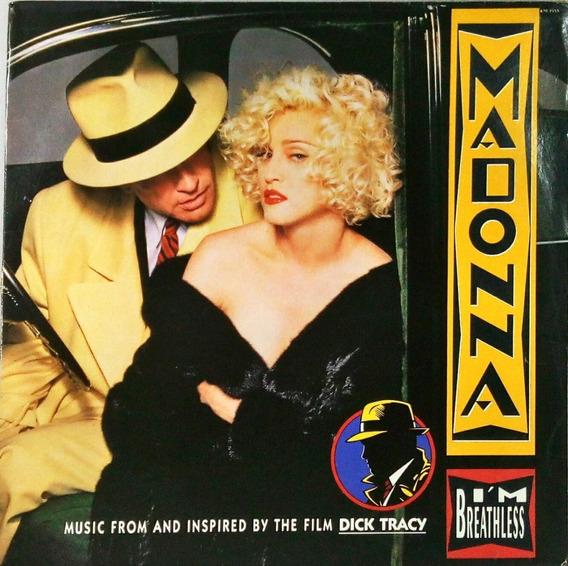 Madonna Lp Dick Tracy I