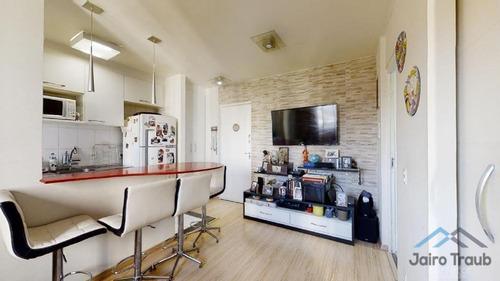 Apartamento  Com 1 Dormitório(s) Localizado(a) No Bairro Cambuci Em São Paulo / São Paulo  - 17381:924779