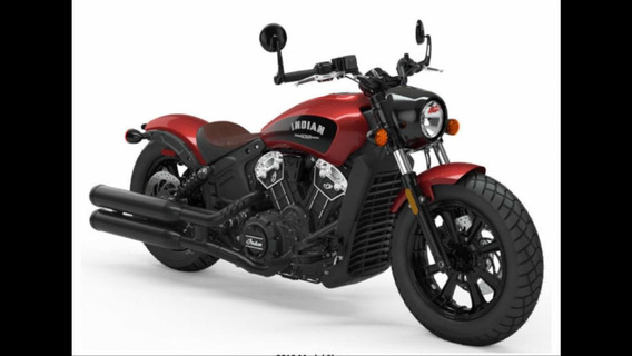 Indian Scout Bobber Icon S 2020