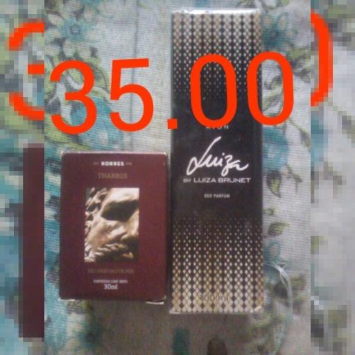 Produtos Avon Perfume