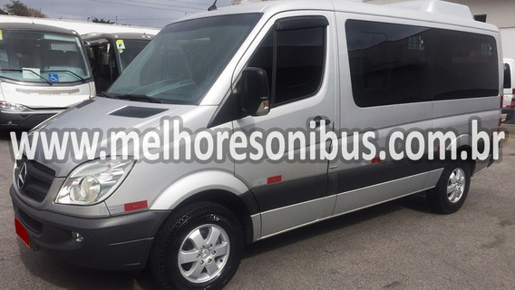 Van - Sprinter 415 Cdi - Ano 2015 Com Ar