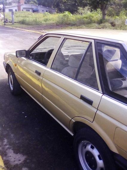 Datsun Modelo 89 Todo Pagado, Tres Dueños,excelentes Condici