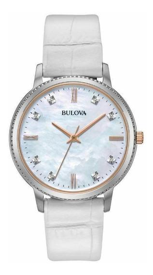 Reloj Para Dama Bulova Modelo 98p171