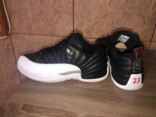 Zapatillas Jordan 12 Retro Low Originales