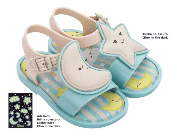 Mini Melissa Mar Sandal Sweet Dreams * Miniaturas*