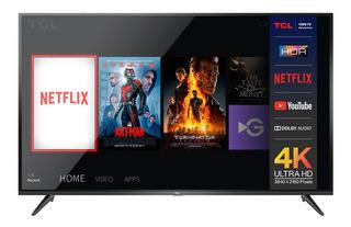 Smart Tv 50 4k Ultra Hd Tcl L50p65