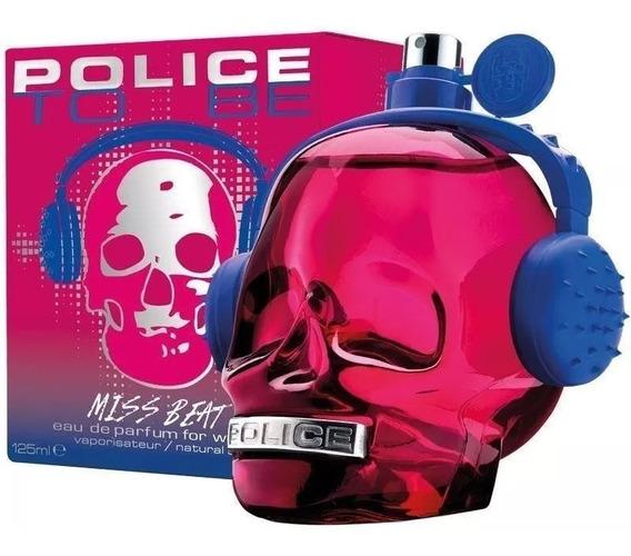 Police To Be Rebel Police Masculino Eau De Toilette 125ml
