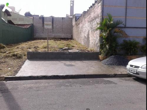Terreno À Venda No Jardim Prestes De Barros - Te00502 - 33559968