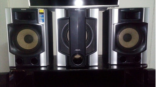 Parlantes Sony Mhc Gnx 600