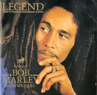 Cd Bob Marley And The Wailers - Legend Nuevo Obivinilos