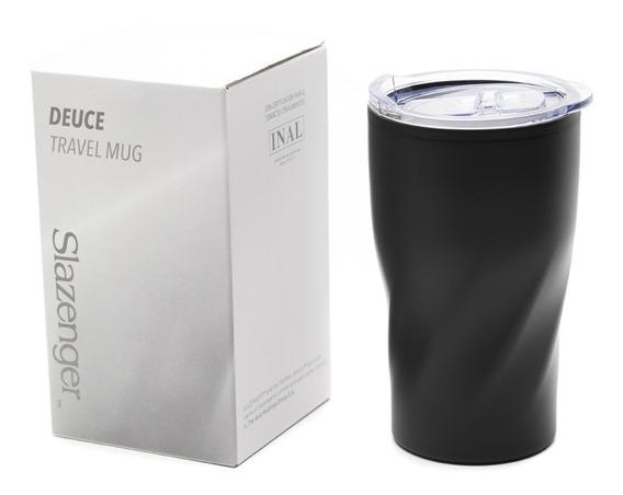 Jarro Vaso Térmico Slazenger Deuce Acero Inox Travel Mug
